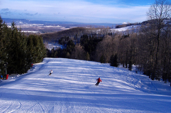 Firsthand Report Ski The Valley Canaan And Timberline