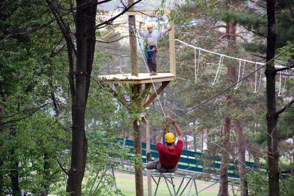 Wisp Resort Unveils Canopy Tour