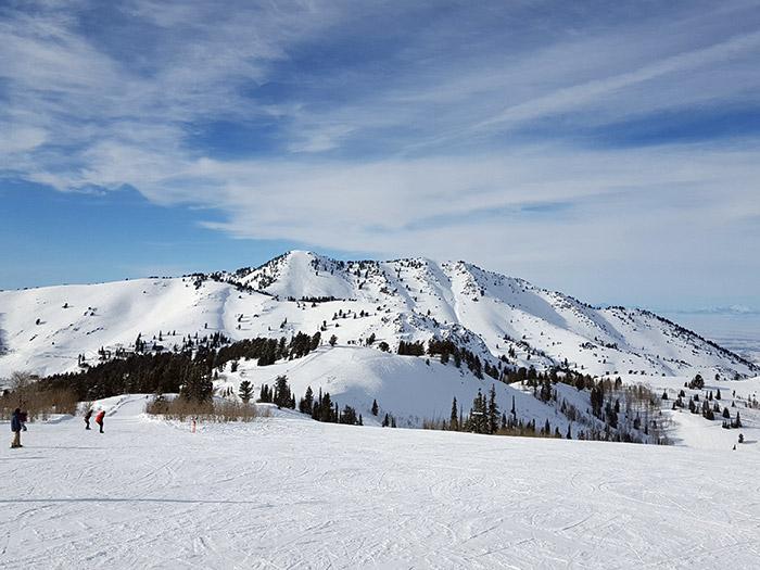 going further afield powder mountain utah
