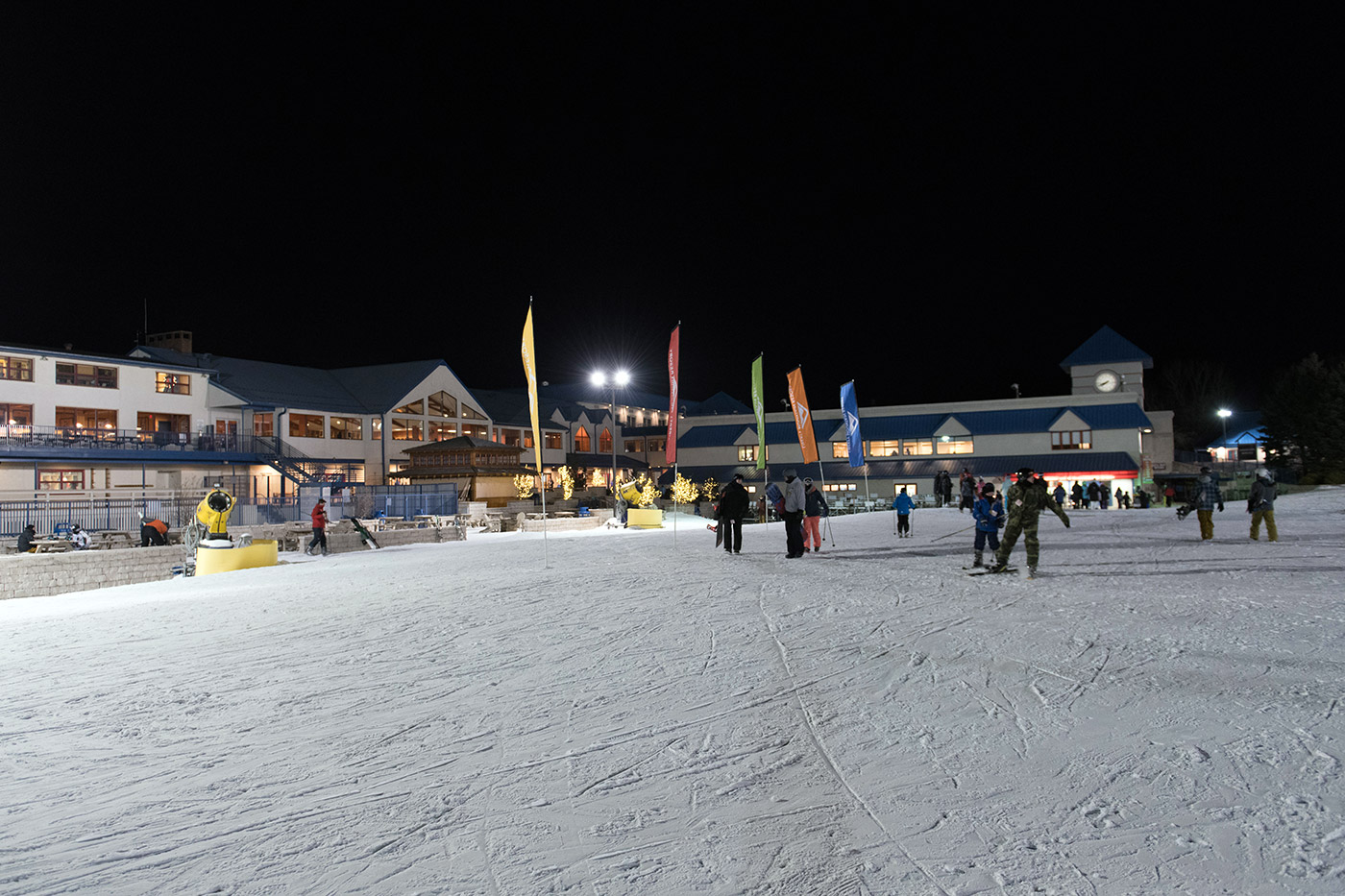 firsthand report: first time at liberty mountain resort