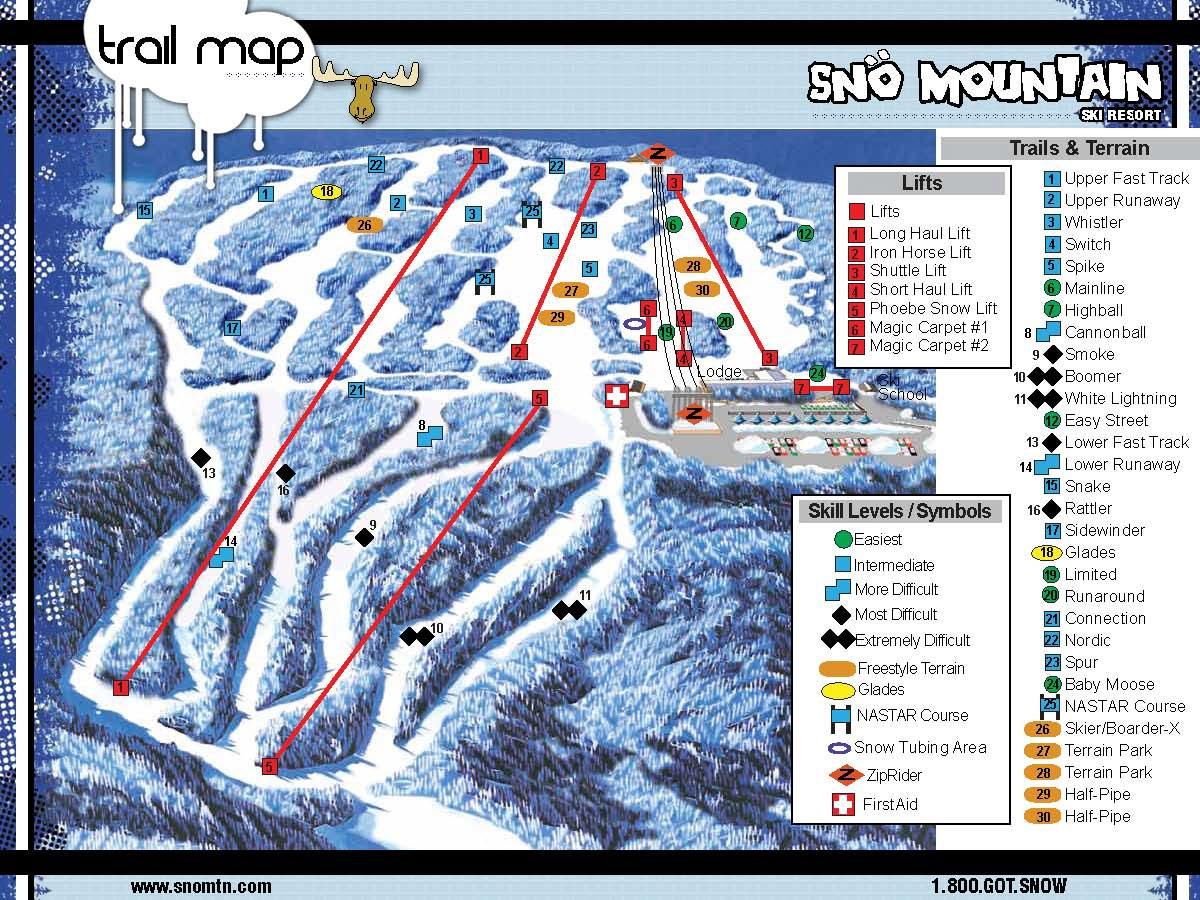 Dcski Resort Profile Montage Mountain