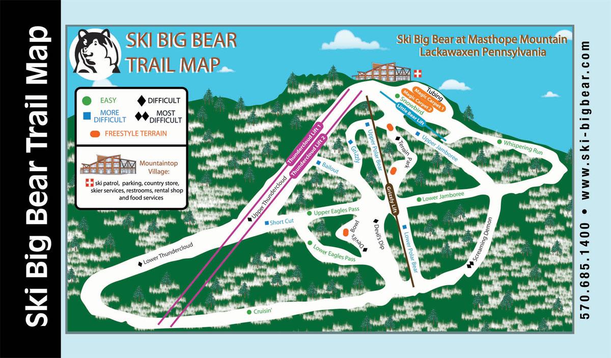 dcski resort profile: big bear