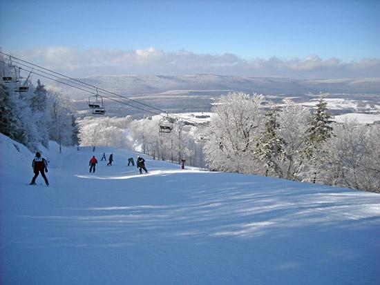 Dcski Resort Profile Canaan Valley Resort