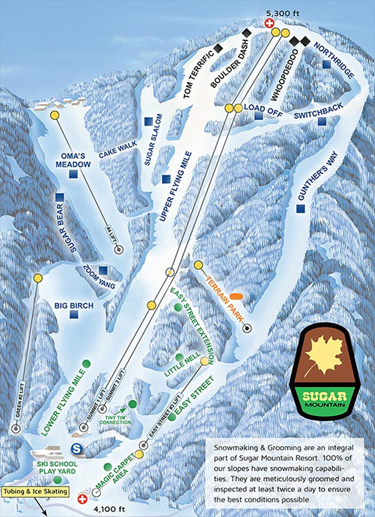 Dcski Resort Profile Sugar Mountain