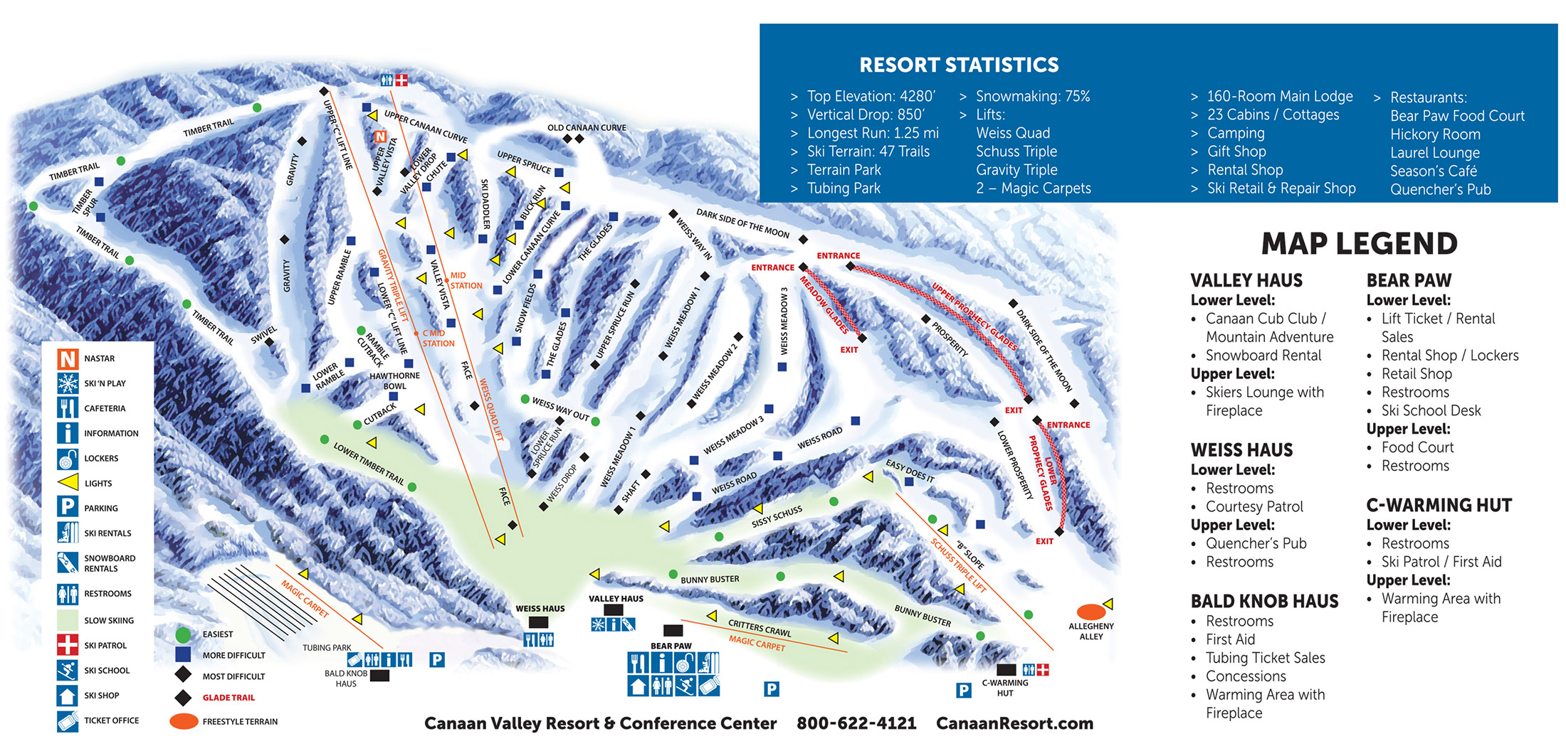 DCSki Resort Profile: Canaan Valley Resort on blacks run virginia map, valley west virginia state map, canaan valley state park map, seneca creek geologic map, 495 potomac river map, valley of s in west virginia map, canaan valley directions, canaan valley trail map, canaan valley attractions, blackwater va map, old timberline wv map, west coast of california map, canaan valley resort wv, shenandoah valley west virginia map, blackwater falls state map, canaan mountain ski map, canaan valley national wildlife refuge map, blackwater state park map, shenandoah mountains map,